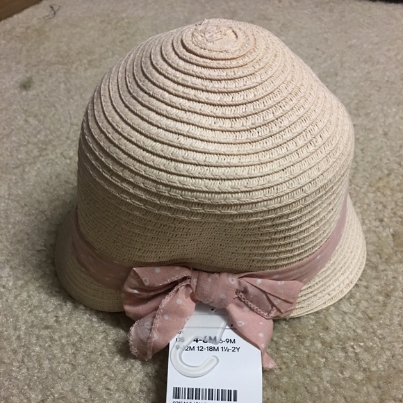H&M Other - Baby girl straw hat Easter hat ❤️